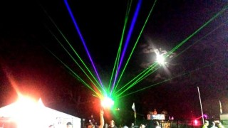 laser projections